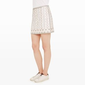 🌼 NWOT Club Monaco Rhys embellished skirt